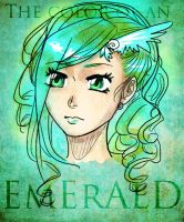 The Color of an Emerald by Silverlykta