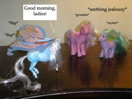 Breyer vs. MLP - Seether by Marbletoast