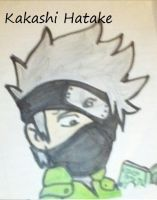 Kakashi Hataka by EclipseQuest2