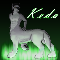 Keda taur by blackminorscales