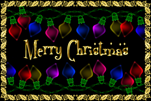 Merry Christmas by venicet
