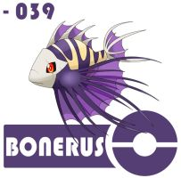 039 - Bonerus by SoranoRegion
