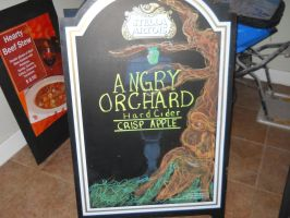 ANGRY ORCHARD by Readmeabook21