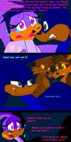 Looney Tunes Wile's Change of Heart Pg. 26 by LoonataniaTaushaMay
