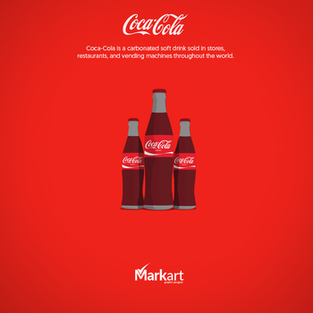 Coca Cola Project by MarkARTGD