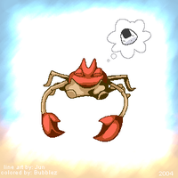 Krabby by juney4