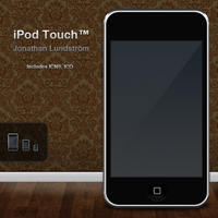 iPod Touch by Plizzo
