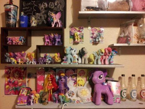 MLP Collection by Saccharine-Cyanide