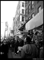 NY Series : Chinatown 01 by AlexandreGuilbeault