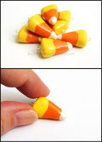Candy Corn Charms by Bon-AppetEats