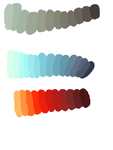 Scrapped Palettes by K3nel1OS