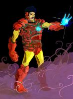 ironman_the animated series_2 by Xero-Tau
