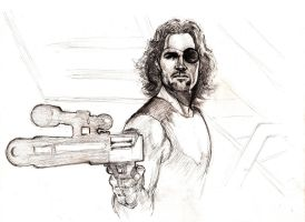 """The name is """"Plissken"""". by Mooneyham"""