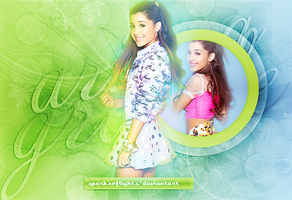 Ariana IDD by SparksOfLights