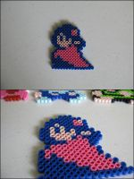 Legacy of the Wizard Meyna bead sprite by 8bitcraft