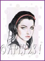 amy lee by Angeliqueperrin