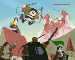 Attack on Terlet by DaBurninator