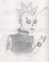 Punk guy by Foofoopapachon