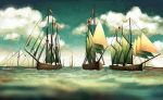 The Silver Eye - Raritan Fleet by lostie815