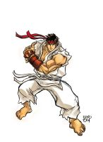 Ryu (YOUTUBE) by FABIOMETALCORE