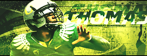 Darron Thomas 01 by eeryvision