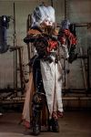 Warhammer 40 000: Lady Inquisitor by alberti