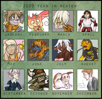 2009 Year in Review by ph00
