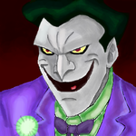 XAT Doodle: DC Universe - Joker by AMTModollas