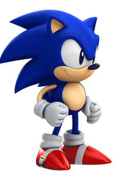 Classic Sonic - Animation by Elesis-Knight