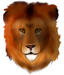 Lion by Calisii