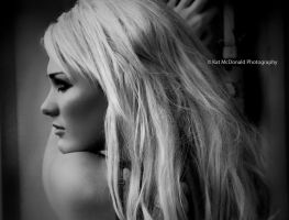 Nordic Blonde II by KatMPhotography