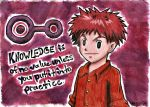 KNOWLEDGE is ... by Koza-Kun