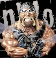 Hollywood Hogan by MrTalent