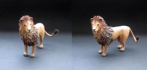 Custom order: Lion by MyOwnDragon