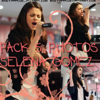 Photopack Selena Gomez by mhet1999
