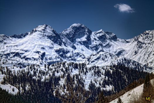The Snow That Never Leaves by mjohanson