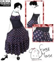 Summer Dress by Lovely-Whimsy