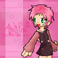 Aelita--Children Style by SgtSugar