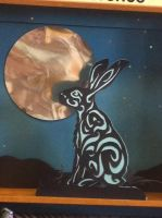 The Moon And the Hare by carlcom66