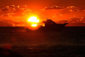 Explosion at sea - Terrigal by wildplaces