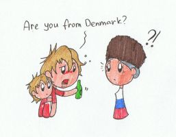 Are you from Denmark by Provass