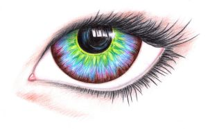 Eye by Drakeshya
