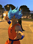 SUPER SAIYAN GOD SUPER SAIYAN by SONGOKU-COSPLAY