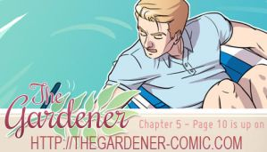The gardener - Chapter 5 page 10 by Marc-G