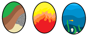 Elemental Pony Egg Adopts! {CLOSED} by SNlCKERS
