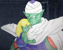 Piccolo Holding Parisa by PDJ004
