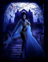 Mistress of Darkness 1 by aninur