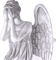 Weeping Angel Doctor Who by JOV97