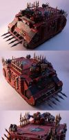 World Eaters Rhino by cm023