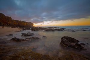 Aireys Inlet Sunrise 2 by DanielleMiner